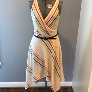 Brand NWOT - size 4 - Eva Franco sleeveless dress
